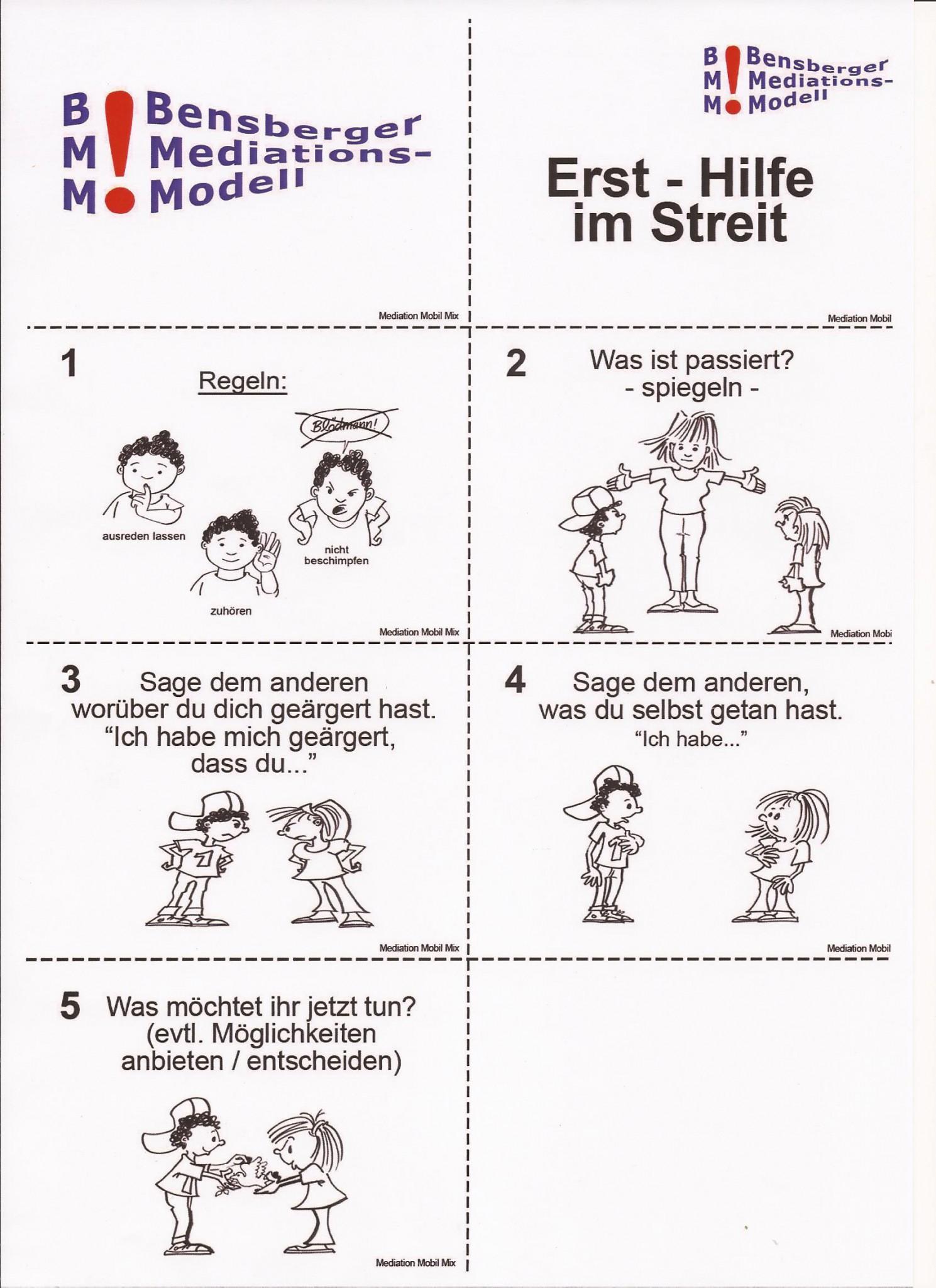 Streitschlichtung - Wendelinus-Grundschule